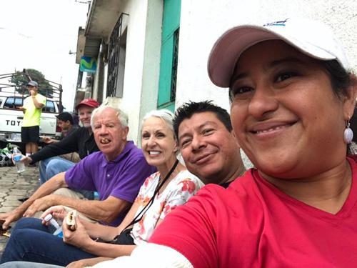 Wednesday in Guatemala