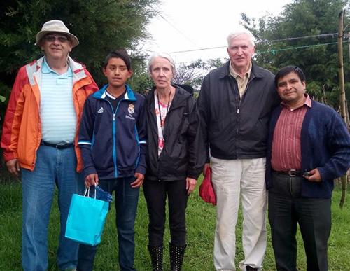 Tuesday in Guatemala