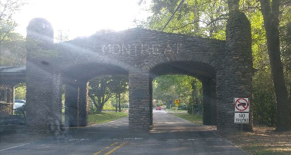 Hello from Montreat