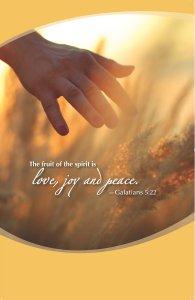BulletinLove Joy Peace  Unity Worldwide Ministries