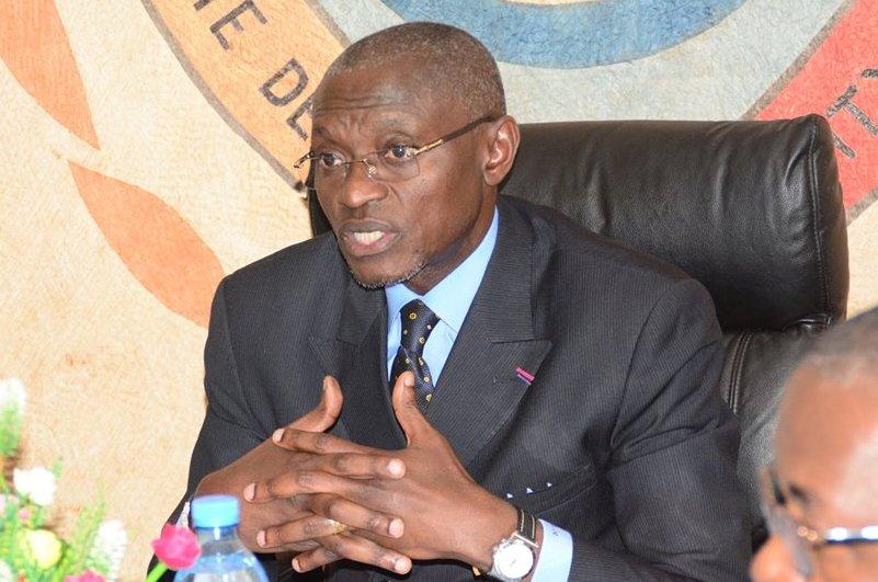 Le Prof. Roger Tsafack Nanfosso