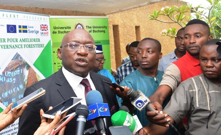 Prof Martin Tchamba_chef du projet