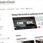 Musique libre de droit Musicincloud
