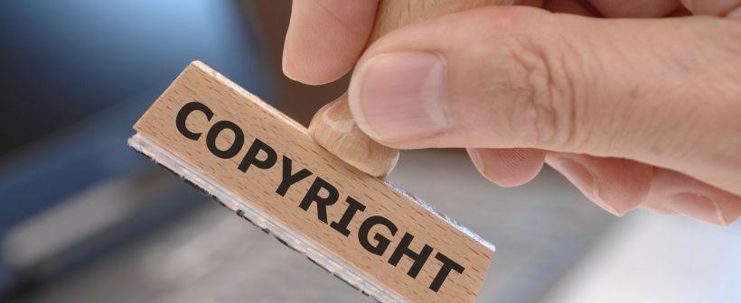 dépôt de copyright gratuit