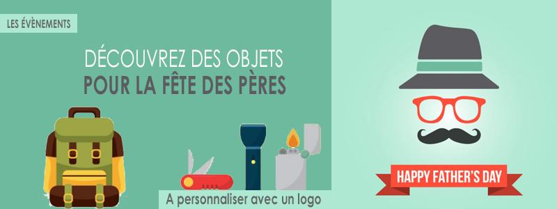 OJM Diffusion : Honorez la fête des pères grâce aux objets publicitaires