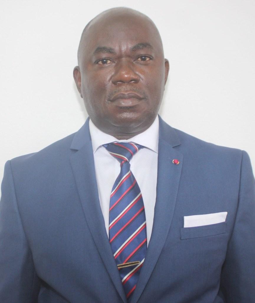 S.E M. Daniel Urbain NDONGO