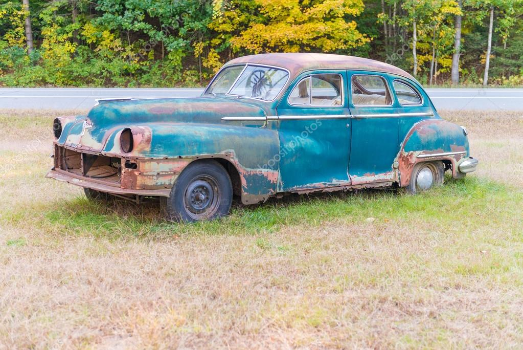 junk cars of dead relatives