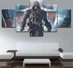 Décoration murale Assasin's Creed War