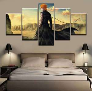 Décoration murale Bleach Ichigo Final Form