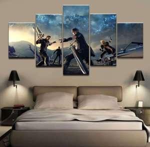 Décoration murale Final Fantasy 15 Destiny