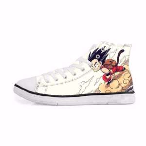 Chaussures Baskets Dragon ball Goku Kid Kinto