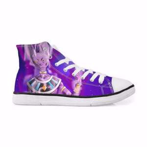 Chaussures Baskets Dragon ball Super Beerus