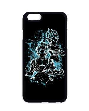 Coque Dragon Ball Super Goku X Vegeta Shadow