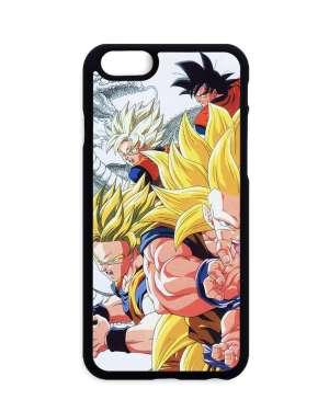 Coque Dragon Ball Z Goku Forms