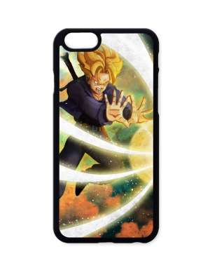 Coque Dragon Ball Z Trunk Super Saiyan