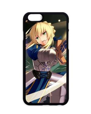 Coque Fate Stay Night Saber Attack