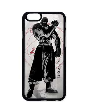 Coque Full Metal Alchemist Armstrong