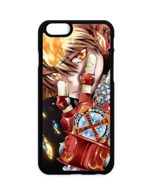 Coque Hitman Reborn Tsuna Full Power
