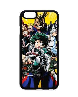 Coque My Hero Academia Characters