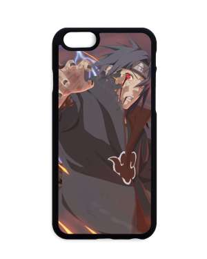 Coque Naruto Itachi Fighting
