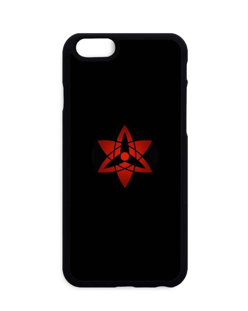 Coque Naruto Sharingan Eternal Sasuke