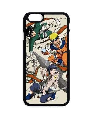 Coque Naruto X Hinata X Rock Lee