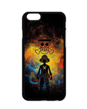 Coque One Piece Luffy New Era