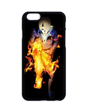 Coque One Piece Sanji Jambe Diable