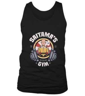 Débardeur One Punch Man Saitama Gym