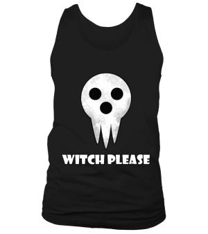 Débardeur Soul Eater Witch Please