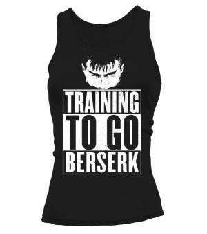Débardeur Femme Berserk Training To Go Berserk