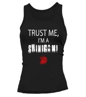 Débardeur Femme Death Note Trust Me I'm A Shinigami