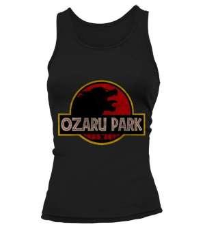 Débardeur Femme Dragon Ball Z Oozaru Park