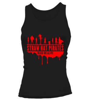 Débardeur Femme One Piece Straw Hat Pirates