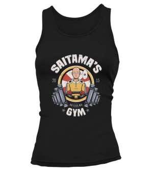 Débardeur Femme One Punch Man Saitama Gym