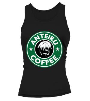 Débardeur Femme Tokyo Ghoul Anteiku Coffee