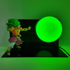 Lampe Dragon Ball Z Broly Attack