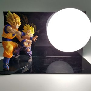 Lampe Dragon Ball Z Goku X Gohan