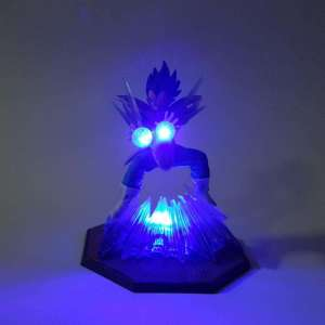 Lampe Dragon Ball Z Prince Vegeta