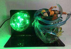 Lampe Naruto Rasengan Attack