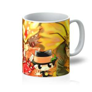 Mug Animes Cross Over