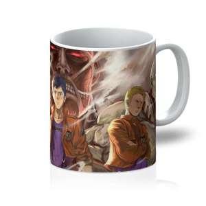 Mug Attack On Titans 2