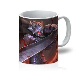 Mug Berserk Guts Beast Attack