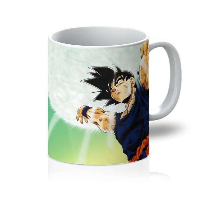Mug Dragon Ball Z Goku Genkidama
