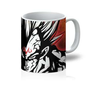 Mug Dragon Ball Z Majin Vegeta