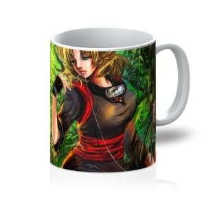 Mug Naruto Temari
