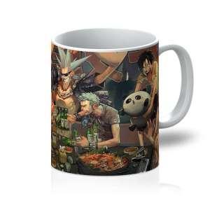 Mug One Piece Crew