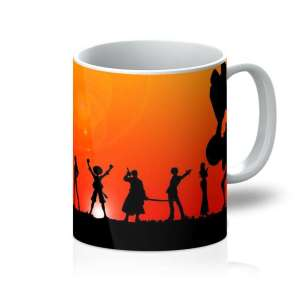 Mug One Piece Crew Sunshine