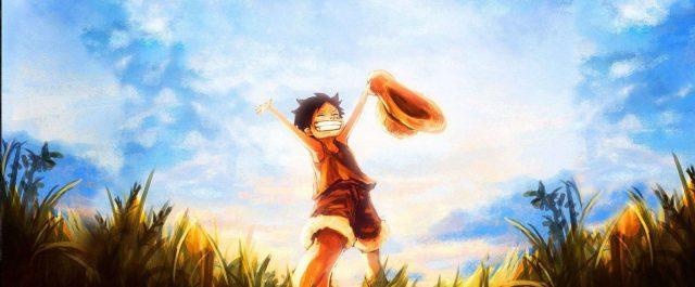Mug One Piece Luffy Story
