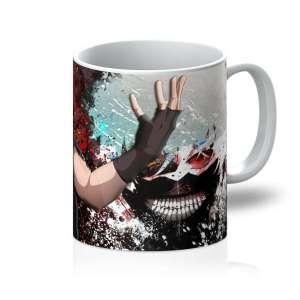 Mug Tokyo Ghoul Kaneki Mask 2